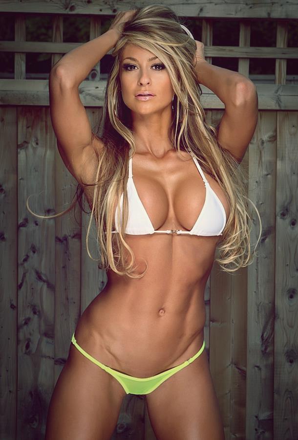 Laura Michelle Prestin Bikini