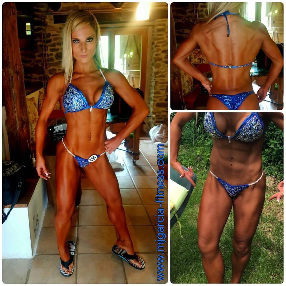 ifbb bikini competicion