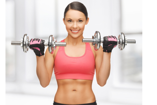 añade peso a tu entrenamiento