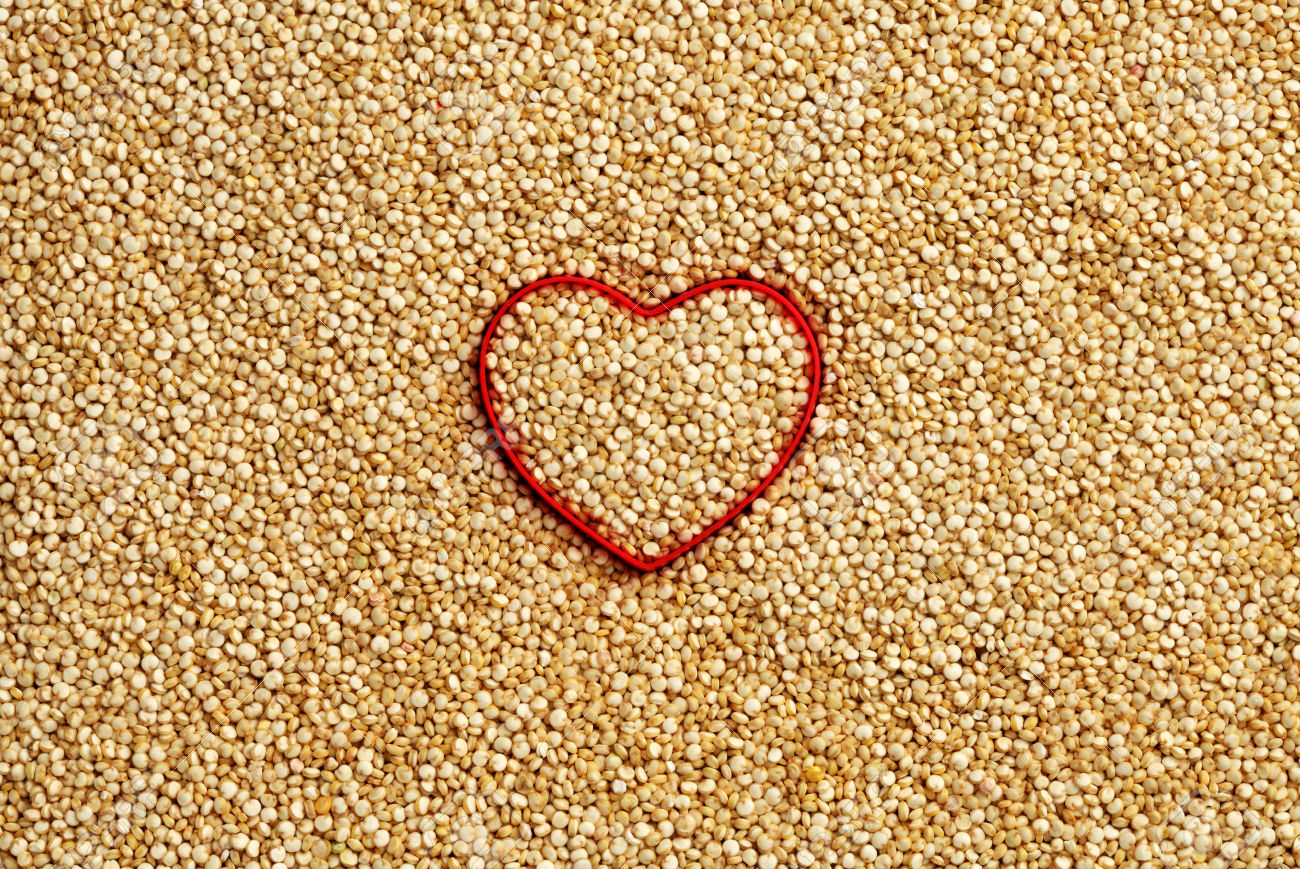 quinua buena para el corazón