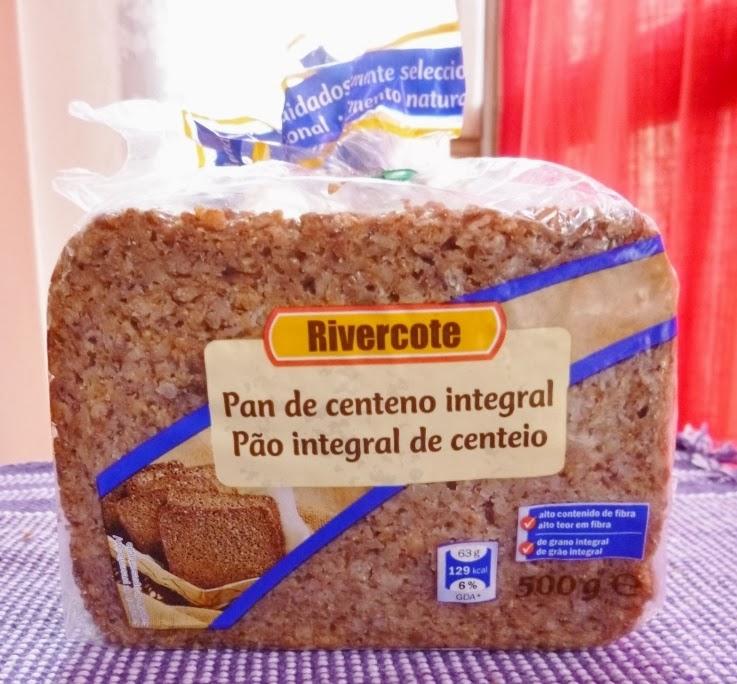 pan integral de centeno