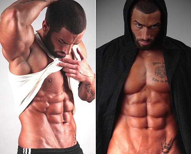 El entrenamiento y dieta de Lazar Angelov