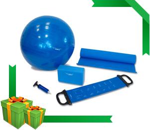 Kit de accesorios para hacer Yoga