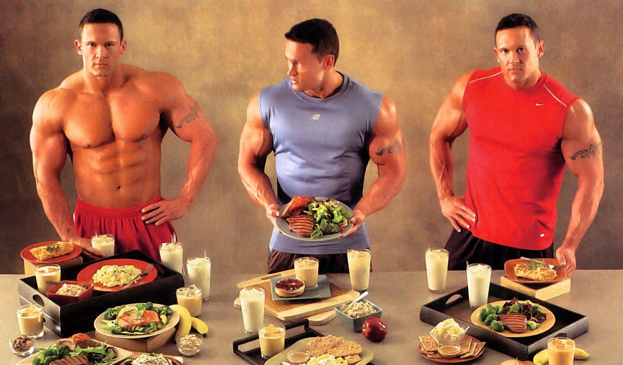 Consejos de alimentación para prepararse para competir