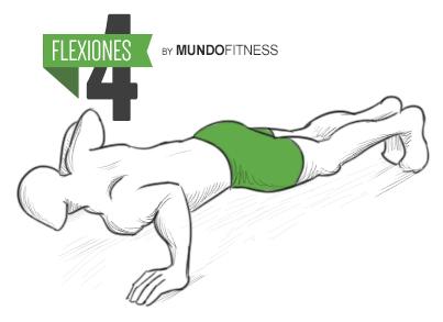 Flexiones old school