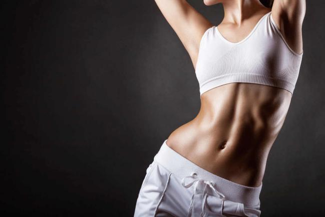 etrenamiento de abdominales inferiores