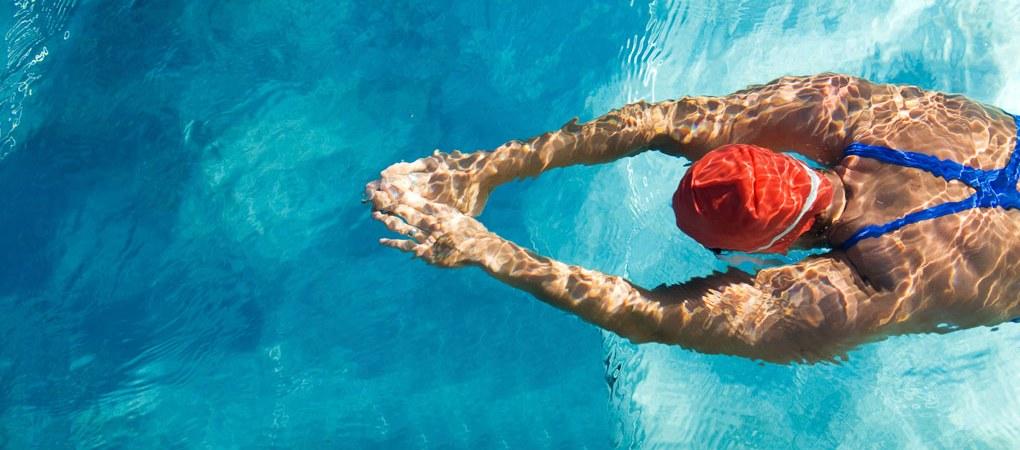 recuperación de lesiones natación