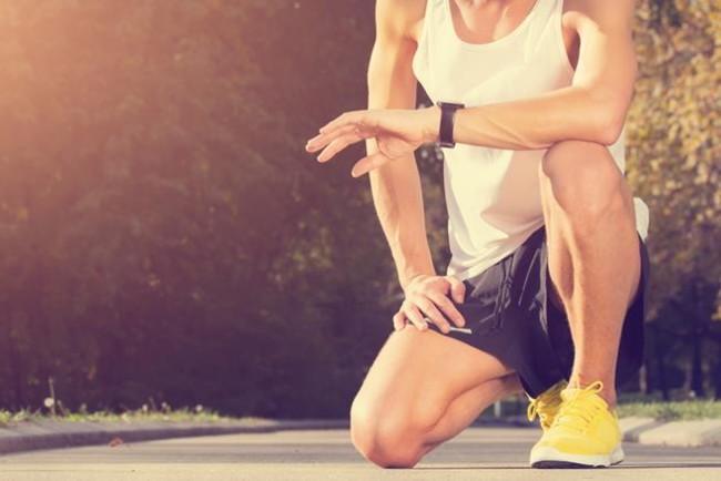 musculación y correr