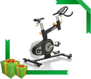Halley Fitness Hirondelle Ciclo Indoor