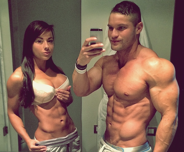 Travi y Sandra