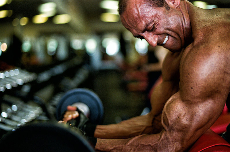 ejercicios biceps triceps