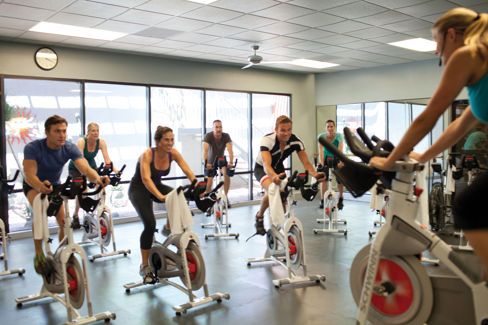 Canyon Ranch General Indoor Cycling 72dpi