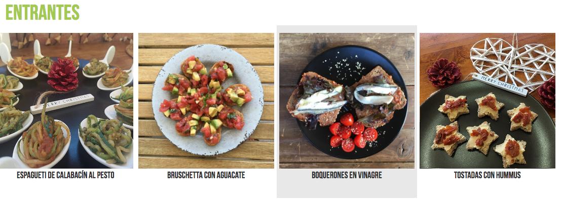 recetas dieting