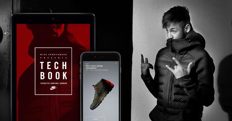 Nike Tech Book  Las novedades en la palma de tu mano 520d159638b7
