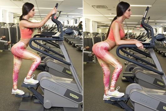 entrenamiento cardio escaleras