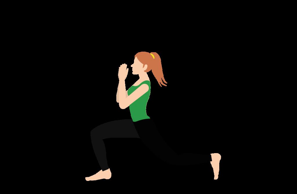 ejercicios para mejorar la resistencia estocada