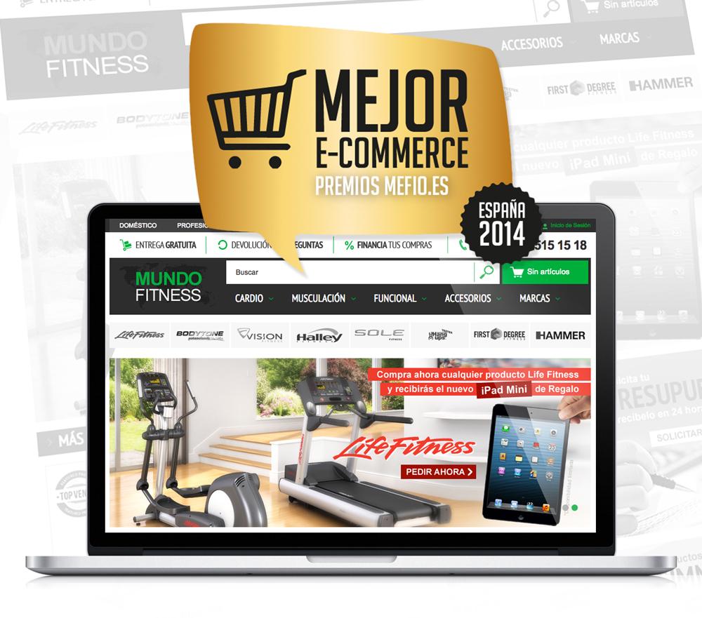 Mundo Fitness mejor tienda online