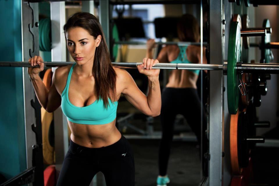 la musculación y el running