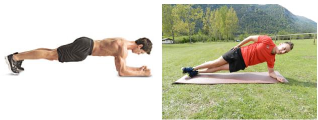 abdominal plank