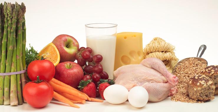 consejos para una buena nutricion