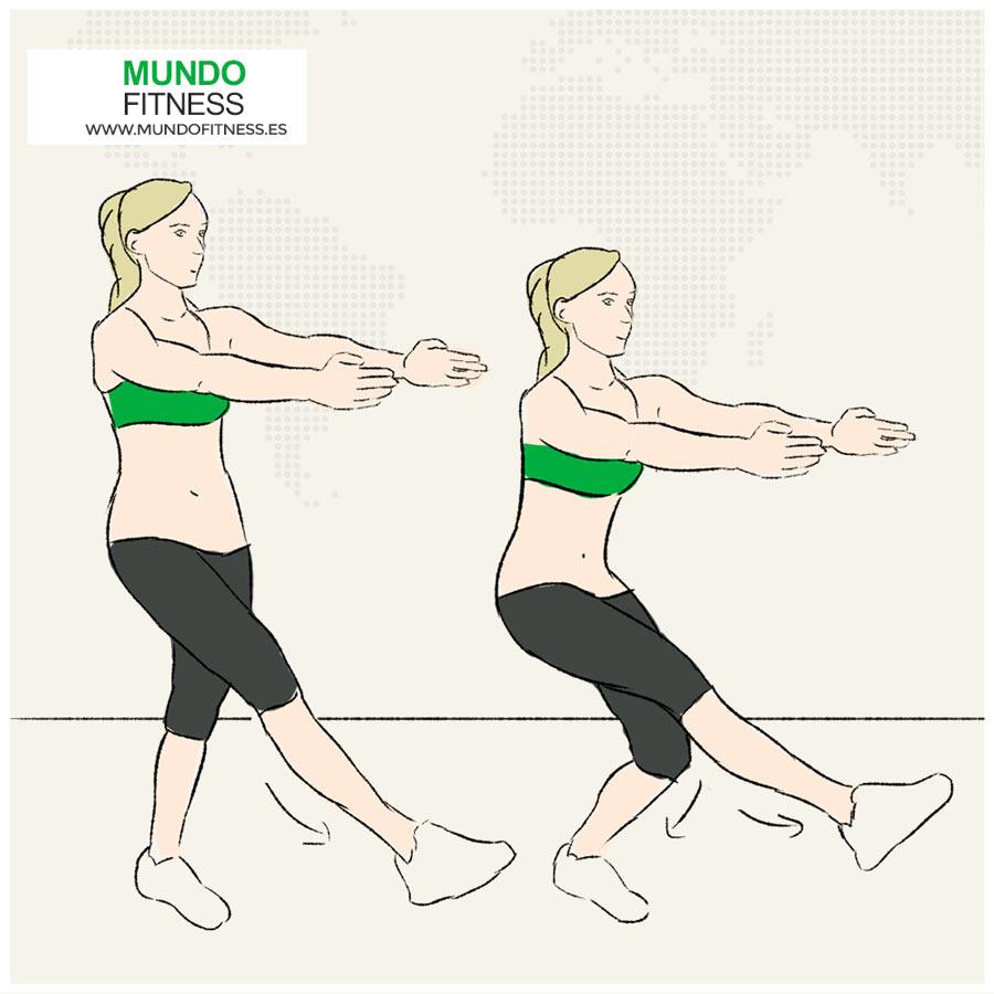 Single-Leg-Squats