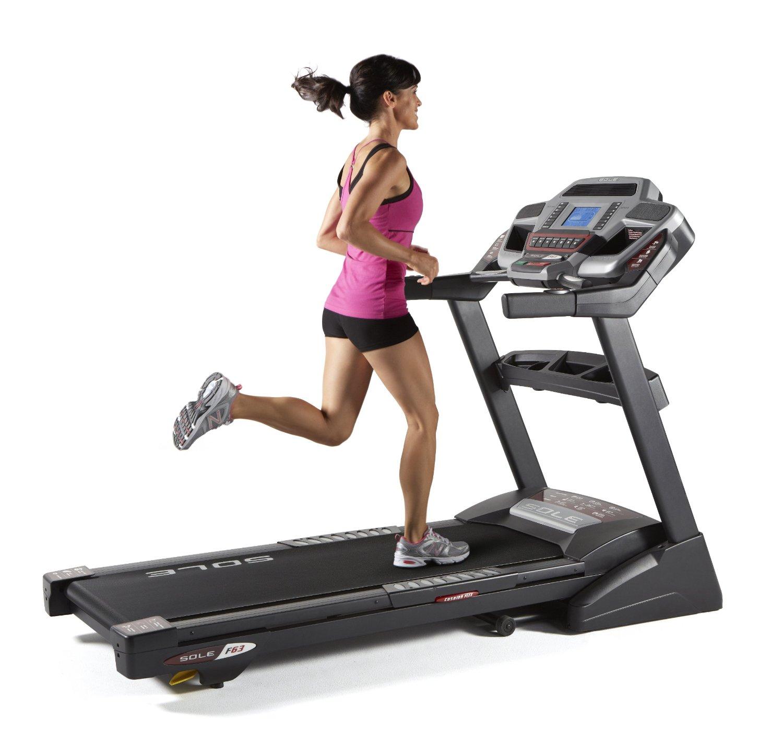 Sole Fitness F63 Folding Treadmill 2