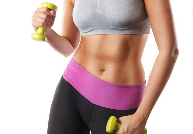 consejos para conseguir abdominales