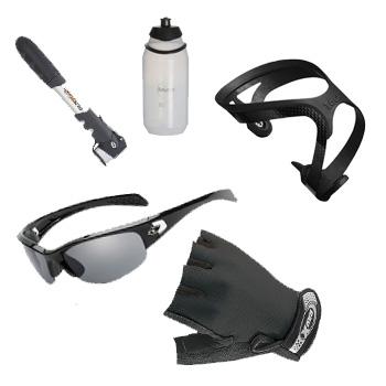 Accesorios y herramientas de ciclista