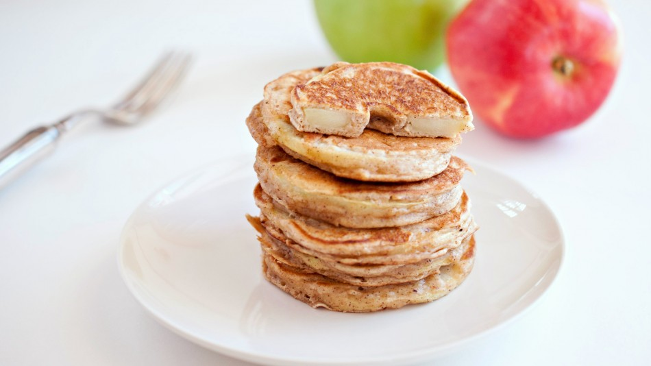 apple ring pancakes 2