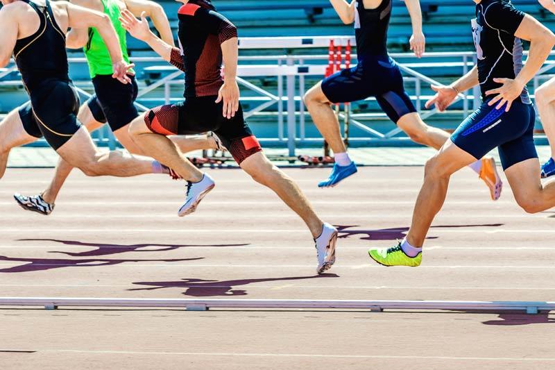 Cómo entrenar la velocidad en pista