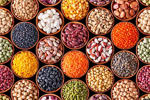 fuentes-proteína vegetal