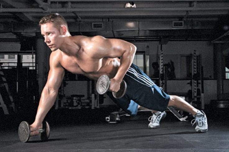 Entrenamiento de fuerza circuit training