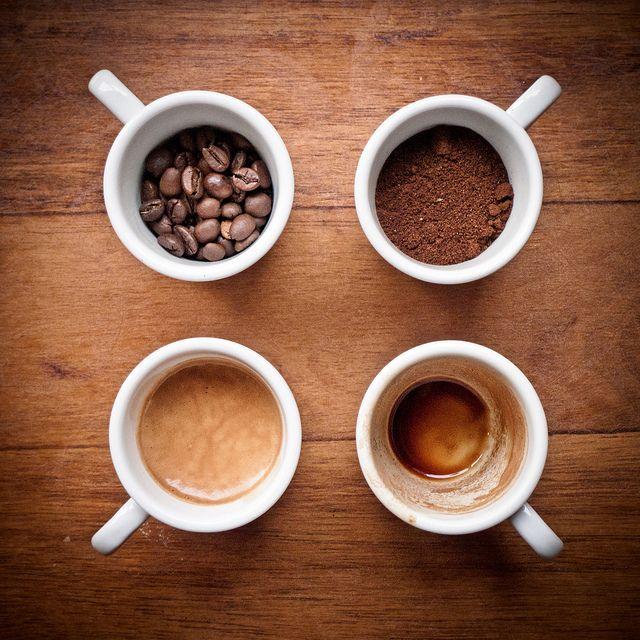 Evita consumir cafeína antes de ir a dormir