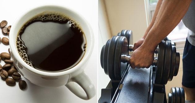 cafe en el deporte