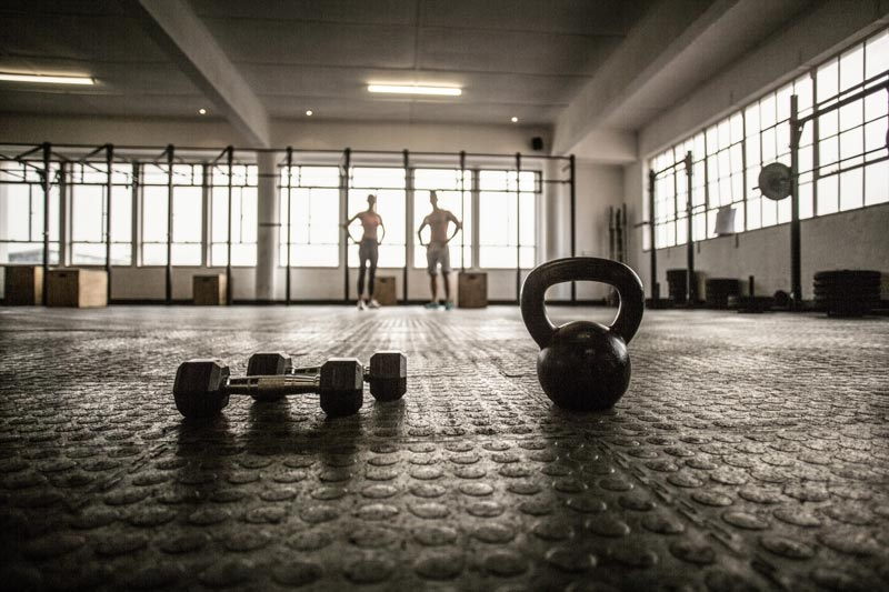beneficios del crossfit gym