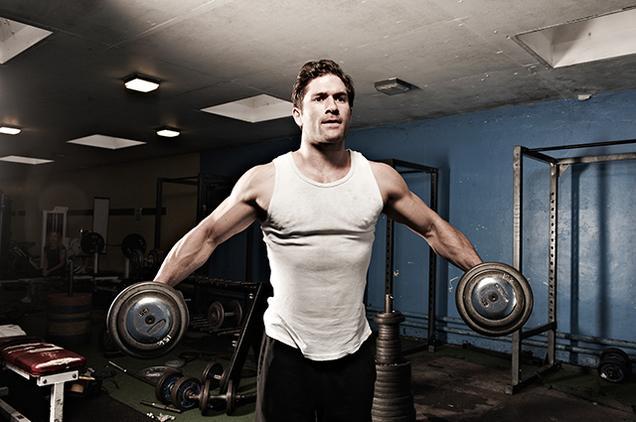 Construir músculo con dieta vegetariana