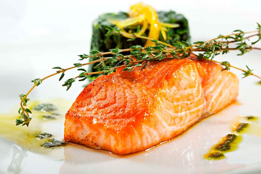 cocina pescado