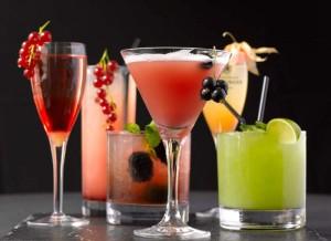 Evita los cocktails
