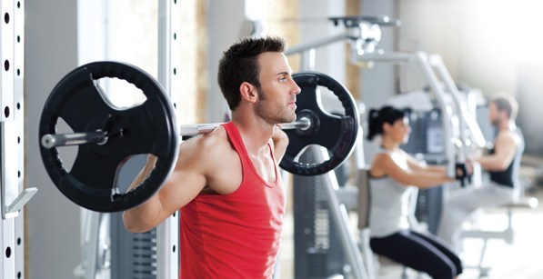 entrenamiento para aumentar musculo
