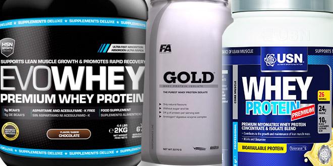comparar proteinas