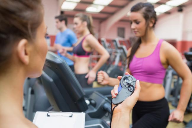 ejercicios con tiempo