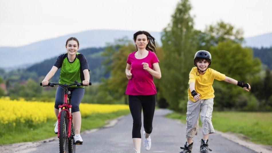 deporte adolescencia