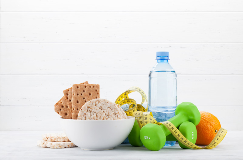 deporte en verano alimentación saludable