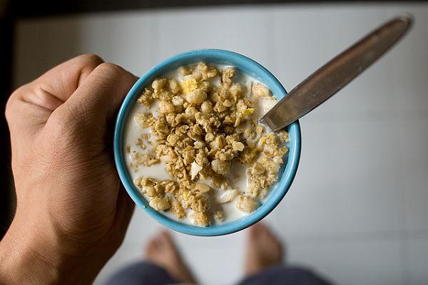 desayuno fácil