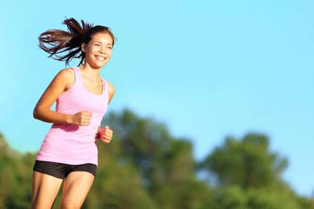 disfruta corriendo