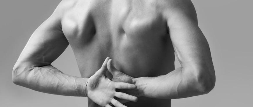 aliviar el dolor de espalda con musculación