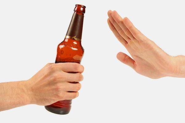 deja el alcohol