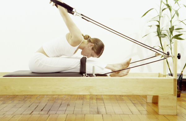 pilates maquina