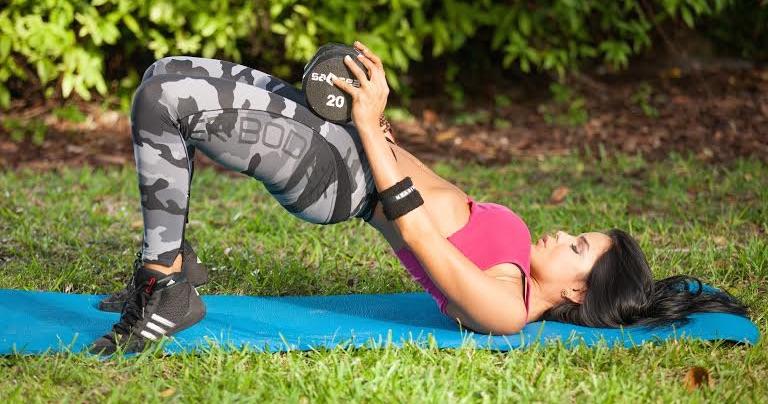 ejercicios piernas gluteos