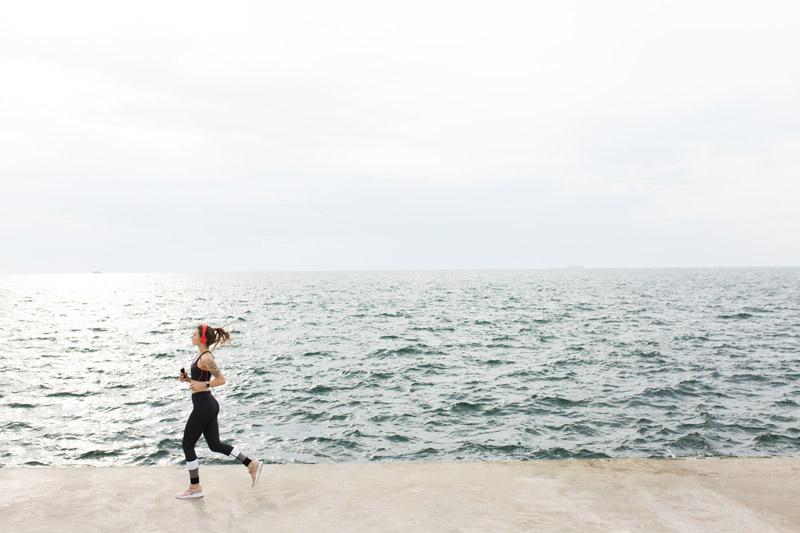 Entrenamiento triatlón principiante running